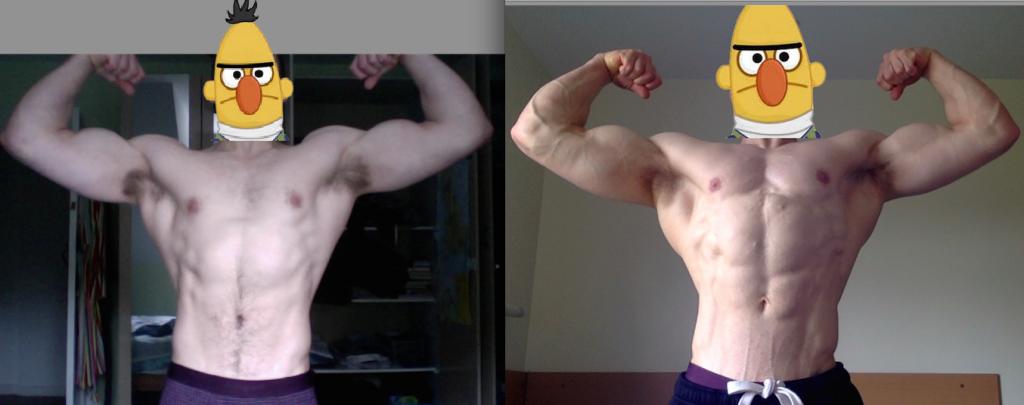 9kg weight loss, Oct 2013-Feb 2014